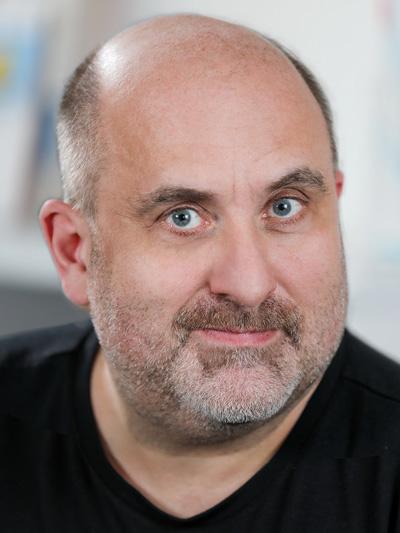 Portrait Bernd Henkel