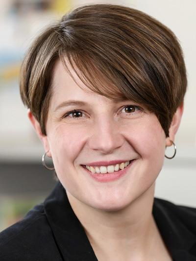 Portrait Patricia Podolsky